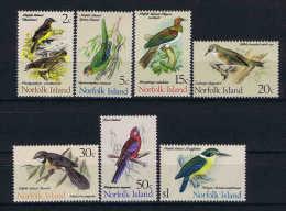 Norfolk Island 116/122 ** Oiseaux/Birds Mnh - Vogels