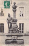 23571 LONGJUMEAU 91 - Monument D´Adolphe Adam -6 ELD - Musique Ballets Opéra