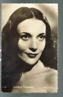 "Photo Carte - Femme Célèbre ""Ludmila Tcherina"" - Femmes Célèbres"