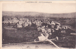 23576 Latour-d'Auvergne, Vue Générale Prise De N.-D. De Natzy -3962 Ideal - France