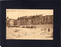 47128     Belgio,    Knocke-Zoute,  Les  Villas Sur La Digue,  NV - Knokke