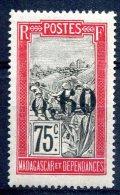 Madagascar                      130  ** - Unused Stamps