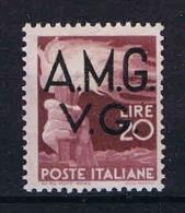 Italy Triest AMG VG Nr 18 MNH/** - 7. Triest