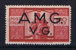 Italy Triest AMG VG Nr 21 MNH/** - 7. Triest