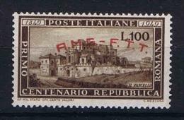 Italy AMG FTT, 1949 Sa 41 , Mi 65  MNH/**, Signed/ Signé/signiert/ Approvato - Ongebruikt