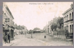 COURTENAY , La Place . - Courtenay