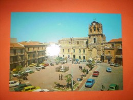 B225 Aidone Piazza Filippo Cordova Non Viagg. - Altre Città