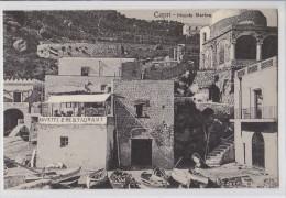 CAPRI - Piccola Marina - Buvette Restaurant - Napoli (Nepel)