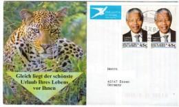 South  Africa, Sud Africa - Nelson Mandela - Premio Nobel