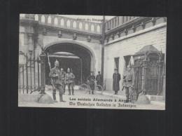 CP Anvers Entree Des Hangars 1915 - Antwerpen