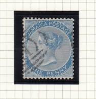 Queen Victoria - 1860 - Jamaica (...-1961)