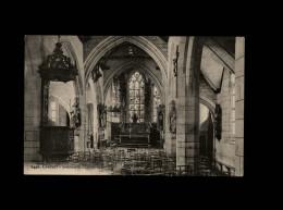 29 - CONFORT-MEILARS -Intérieur église - Confort-Meilars