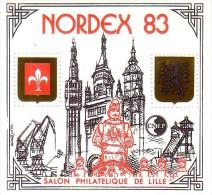 BLOC CNEP NORDEX 1983 - CNEP