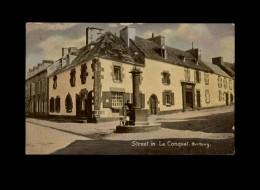 29 - LE CONQUET - Carte Anglaise Envoyée En 1913 - Le Conquet