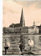 Allemagne - Schwerin Pfaffenteich Mit Dom - Schwerin