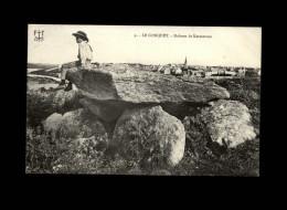 29 - LE CONQUET - Dolmen - Le Conquet