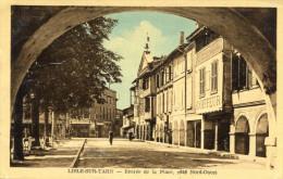 LISLE SUR TARN(TARN) COIFFEUR - Lisle Sur Tarn