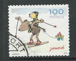 Zwitserland, Mi 2238 Jaar 2012,  Gstempeld,  Zie Scan - Used Stamps