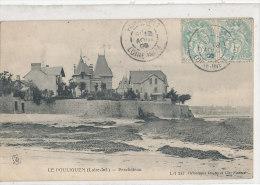 LE POULIGUEN   Pen Château - Le Pouliguen