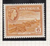 Queen Elizabeth II - 1953 - Antigua & Barbuda (...-1981)