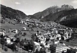 Panorama Di Valle Di Cadore Verso Il Montanel - Italia