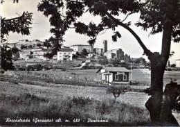 Roccastrada (Grosseto). Panorama - Italia