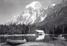 S. Vito Di Cadore. Il Lago. Cima Marcora - Italia
