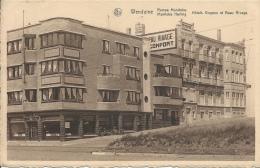 Wenduine - Manitiba Helling / Rampe Manitoba - Hôtels Kingson Et Beau Rivage ( Verso Zien ) - Wenduine