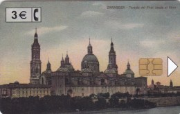 RARE  :ZARAGOZA   : Convention De La ACTT 28/04/2002 . Tirage : 2500 Ex . Neuve . - Spain