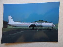 REPUBLIQUE ALGERIENNE  IL 18  7T VRA  VICHY AIRPORT 1979 - 1946-....: Moderne