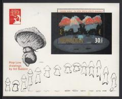 Mongolia MNH Scott #2036 Souvenir Sheet 30t Dancing Mushrooms ´Chinese Dance´ - Disney´s ´Fantasia´ 50th Ann - Mongolie
