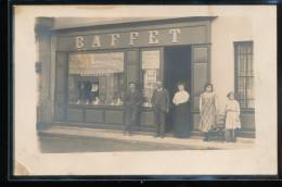 Maison Baffet -- Chaussures -- Mesures Et Confection - Postales