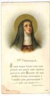 """IMAGE PIEUSE RELIGIEUSE : """"  Sainte Véronique Souvenir Pèlerinage à Rome En 1889 """" Ste Véronique - Imágenes Religiosas"""