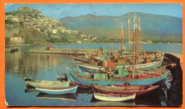 Grèce. MOLYVOS - MYTILENE - LESBOS Size :10.5 Cm X 18 Cm - Ed.. SYNODIS - Griechenland