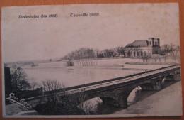 CPA Thionville Diedenhofen (1902) - Thionville