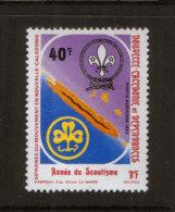 Neukaledonien 688 ** Pfadfinder  // New Caledonia , Mnh Scout (1982) - Pfadfinder-Bewegung
