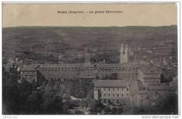 Rodez Le Grand Séminère  Cpa Bon état - Rodez