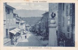 MONTMELIAN-( 73)-  CPA- N°1425- GRANDE RUE. - Montmelian