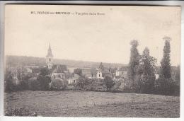 BRINON SUR BEUVRON 58 - Vue Prise De La Route - CPA - Nièvre - Brinon Sur Beuvron