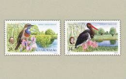 Hungary 2000. Animals / Birds / Famous National Parks Set MNH (**) Michel: 4588-4589 - Unclassified