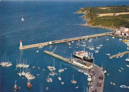 Ao - CPM ILE De GROIX - Vue Aérienne - Port Tudy - Groix