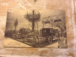 Grand Palais Stand La Buire Salon De L Automobile Paris 1908-09 - Expositions