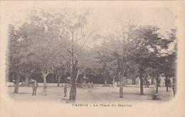 """Vaucluse 84 Vaison La Romaine  Precurseur """" La Place Du Marché  """" - Vaison La Romaine"""