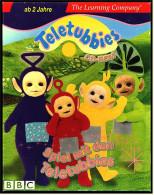 PC - Spiel  (CD-ROM) : Lern CD-Rom - Spiel Mit Den Teletubbies - Für Kinder Ab 2 Jahre - PC-Spiele