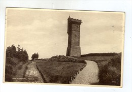 Cp , ECOSSE , Voyagée 1934 , Ed : Valentine´s Post Card, War Memorial , FORFAR - Angus