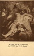MUSEE ROYAL D´ANVERS - La Trinité Par P. P. Rubens - Peintures & Tableaux