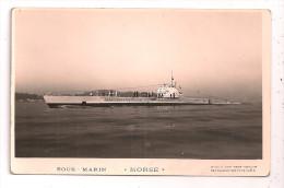 "Sous-Marin - "" MORSE "" - Marius Bar Phot Toulon - - Sous-marins"
