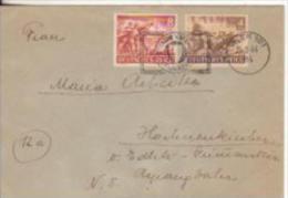32-Militaria-Germania Reich-Austria Occupata-Österreich Belegt-Austria Occupied-Autriche Occupée-Vienna-Wien-1944 - Briefe U. Dokumente