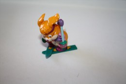 "Kinder Hanny Bunny""s Lustige Ski Hasen N°5 1996 - Figuren"