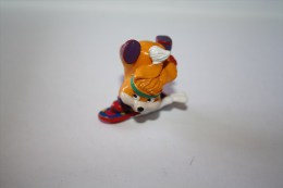 "Kinder Hanny Bunny""s Lustige Ski Hasen N°8 1996 - Monoblocs"